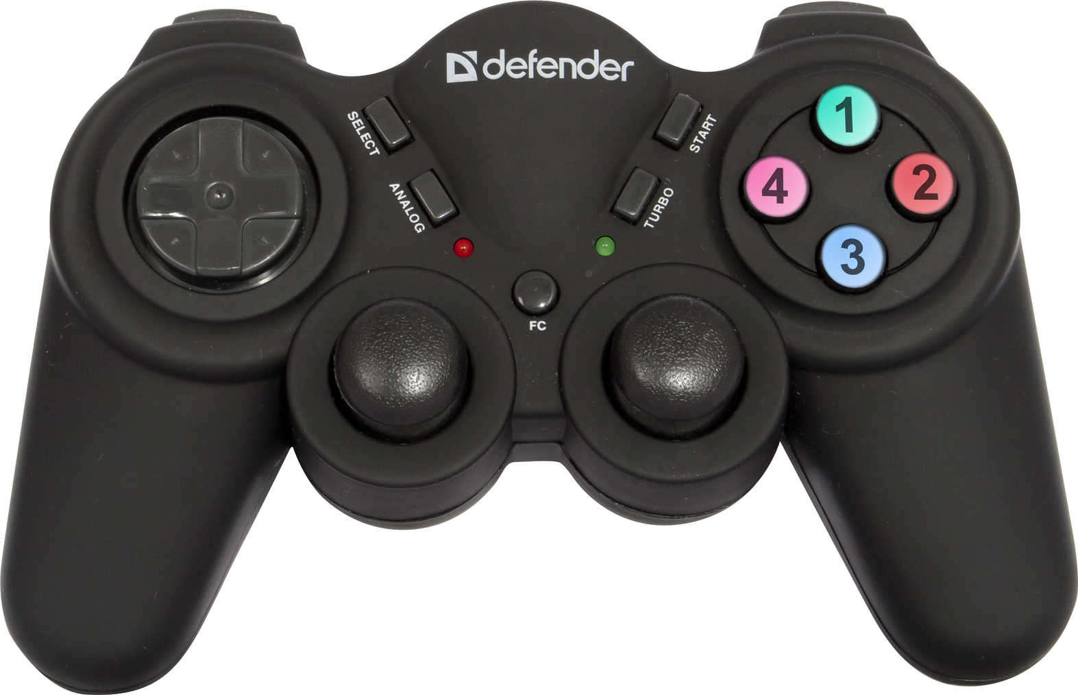 Джойстик Defender Game Racer Wireless