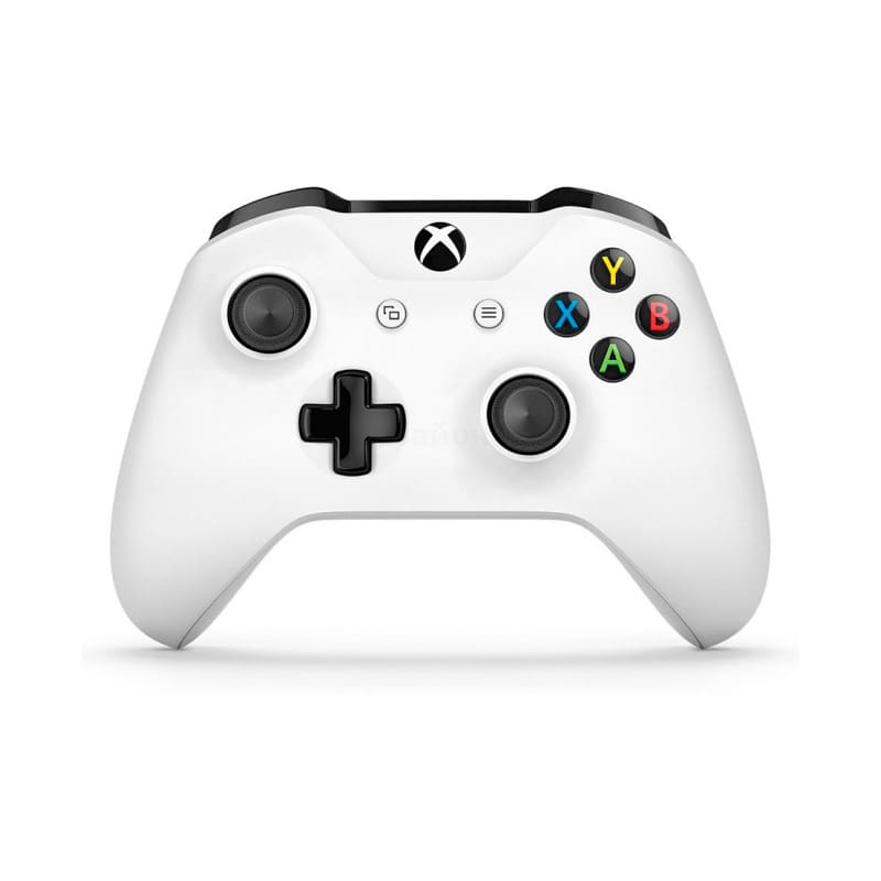 Джойстик Microsoft XBOX Wireless Controller 1708 белый
